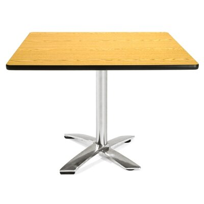 "OFM Multi-use 26"" x 42"" Square Folding Table"