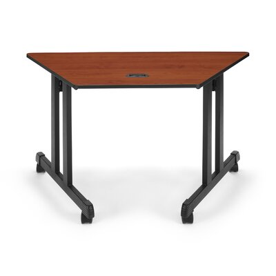 OFM Multi-Use Trapezoid Table