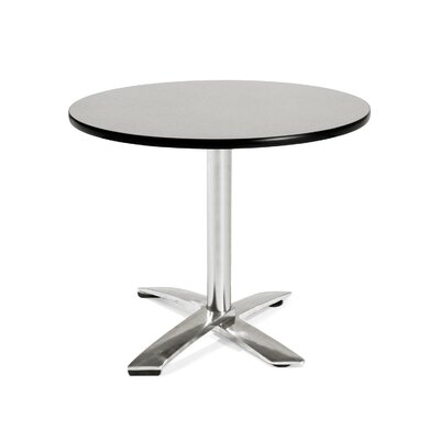 "OFM 36"" Round Multi-Purpose Metal Table"