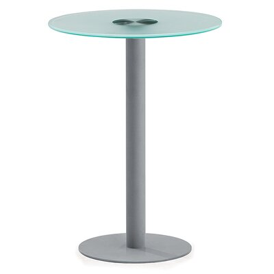 "OFM Net Series 19"" Table Top in Frosted Glass"