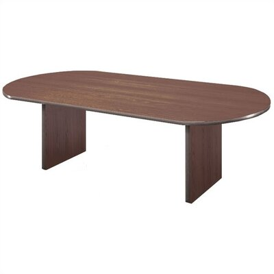 "OFM 48"" x  96"" Racetrack Conference Table"
