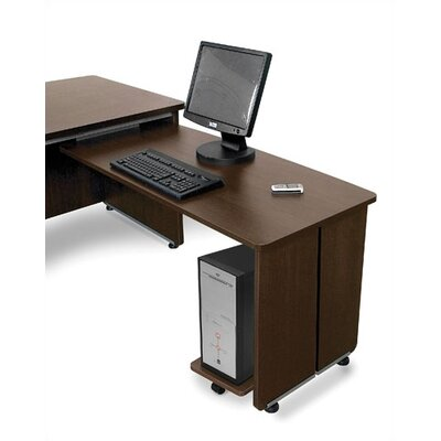 "OFM Milano Executive 29.5"" H x 72"" W Desk Return"