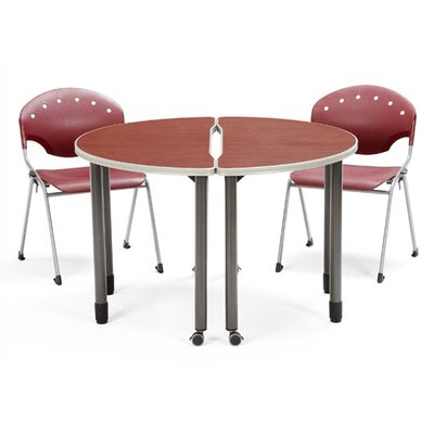 OFM Semi-Circle Desk