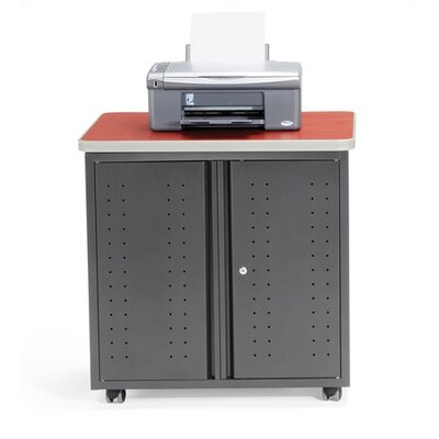 "OFM Locking Utility/Fax/Copy Table 30"" X 24"""