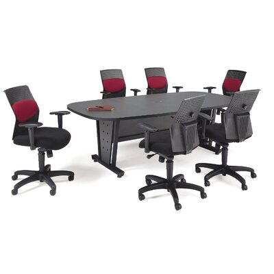 OFM 8' Modular Conference Table Set