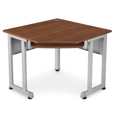 "OFM 24"" x 24"" 5-Sided Corner Table"