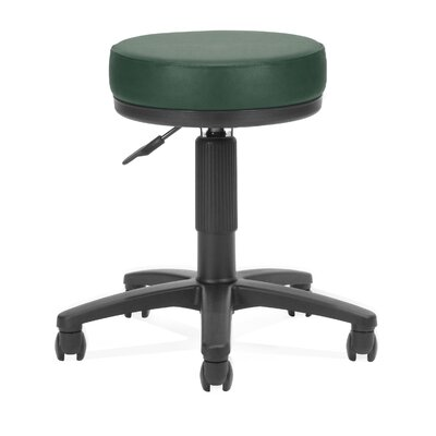 OFM Height Adjustable Anti-bacterial Anti-microbial Vinyl Utilistool