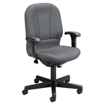 Posture Mid-Back Confrence Chair with Arms