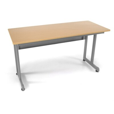 "OFM 55"" x 20"" Modular Training/Utility Training Table"