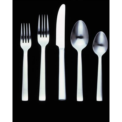 Ginkgo Stainless Steel Norse 4 Piece Hostess Set