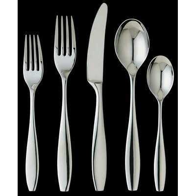 Ginkgo Stainless Steel Skandia 3 Piece Hostess Set