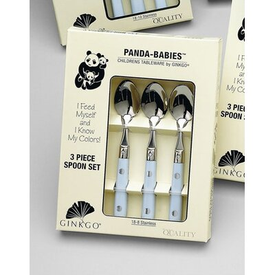 Panda Babies 3 Piece Spoon Set