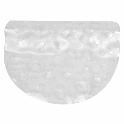 As Seen On TV by Emson Clear Gel Bubbled Bath Mat