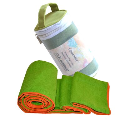 Equanimity Yoga Towel