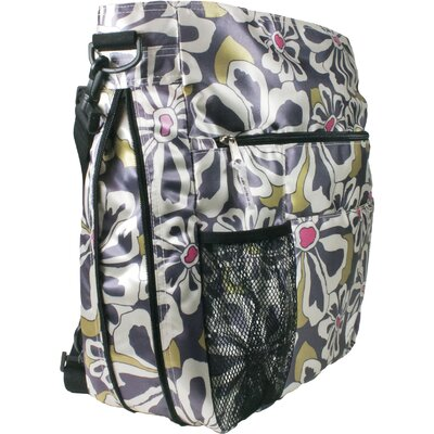 Amy Michelle Lexington Convertible Diaper Bag