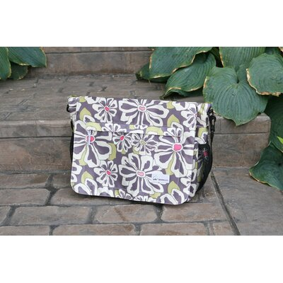 Amy Michelle Seattle Messenger Diaper Bag