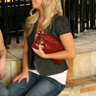 Amy Michelle Poppy Clutch Diaper Bag
