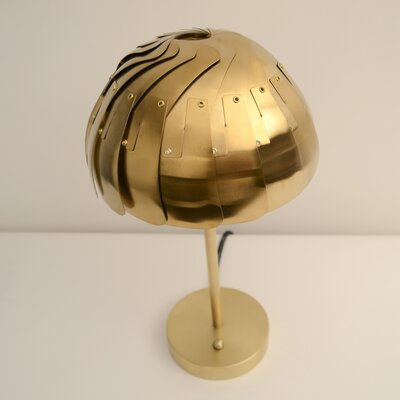 "Lightexture Involution 15"" Table Lamp"