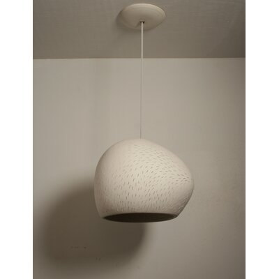 Lightexture Claylight Asymmetrical Pendant 8.5""