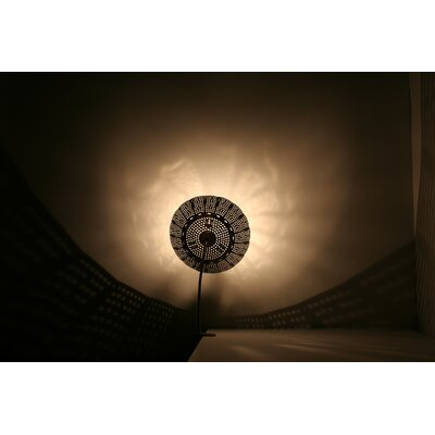 Lightexture Steamlight Large Clamp Lamp