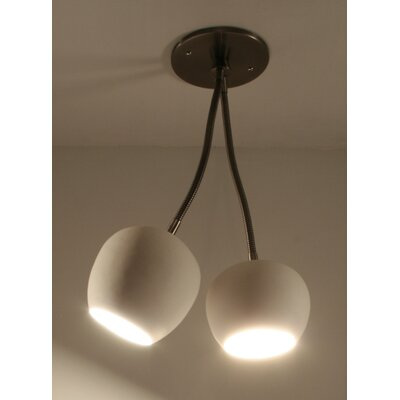 Lightexture Claylight Double Ceiling Spotlight