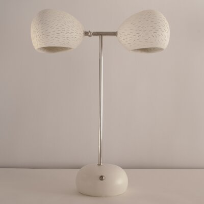 "Lightexture Model T-Line 18.5"" H Table Lamp"