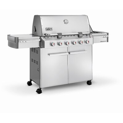 Weber Summit S-620 Gas Grill