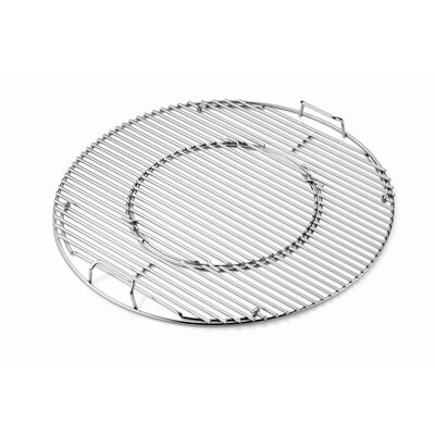 Weber Gourmet BBQ System Hinged Plated Cooking Grate Set