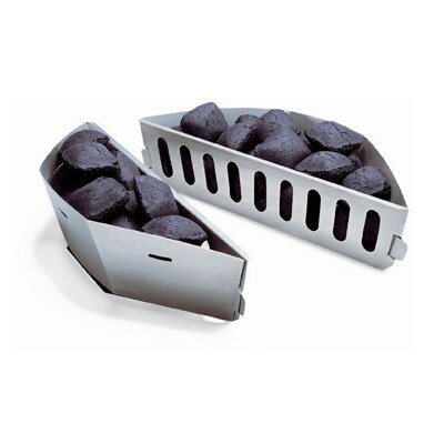 Weber Charcoal Briquet Holders