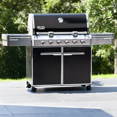 Weber Summit E-620 Gas Grill