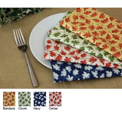 Denim Table Linen and Placemats Cercie Dinner Napkin (Set of 2)