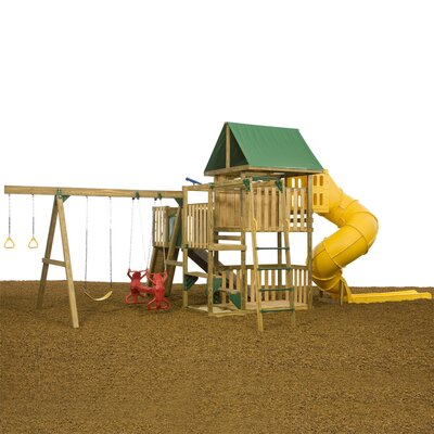 Playstar Inc. Great Escape Gold Swing Set