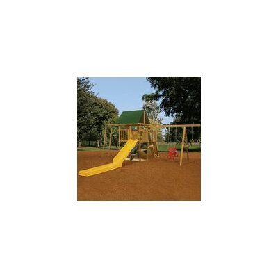 "Playstar Inc. 120"" x 270"" Legend Swing Set"