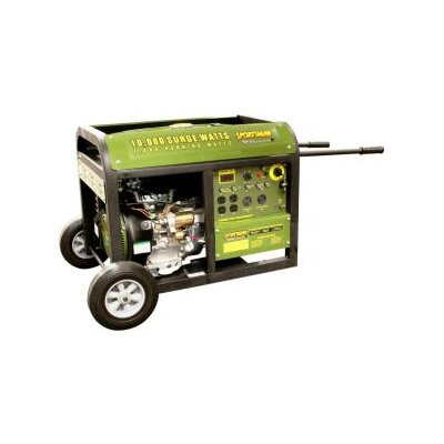 10,000 Watt Sportsman Electric Generator - Gen10K