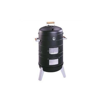 Sale alerts for Meco  Charcoal Combo Water Smoker / Grill - Covvet
