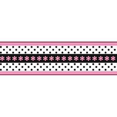 Candice Olson Kids Daisy Ribbon Border