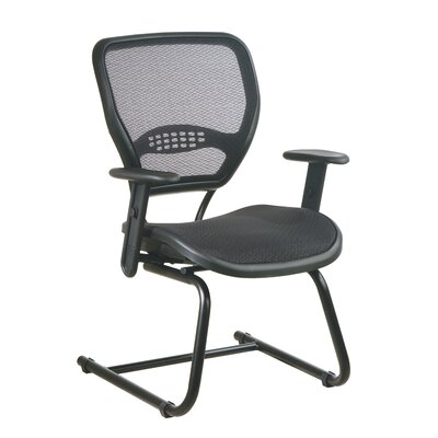SPACE Air Grid Back Reception Chair
