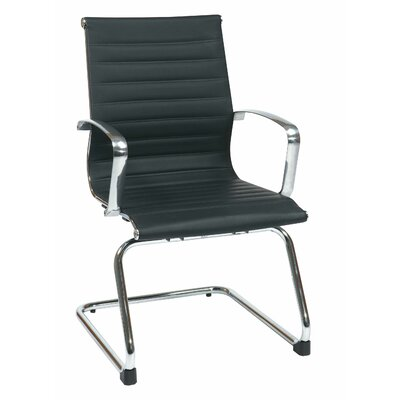 Office Star Products Eco Leather Visitors Chair