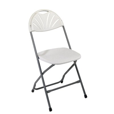 Office Star Products Plastic Chair (Set of 4)