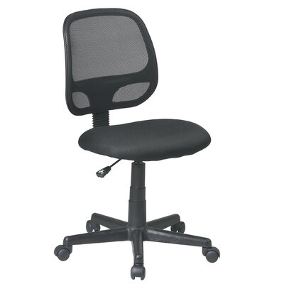 Office Star Products Work Smart Medium high Task Chair