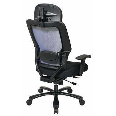 Office Star Products Space Seating Mid-Back Professional Big and Tall Office Chair
