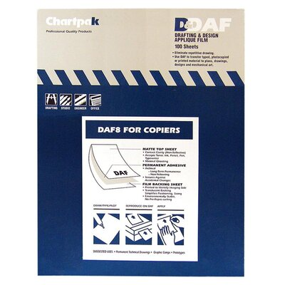 Chartpak Drafting Film