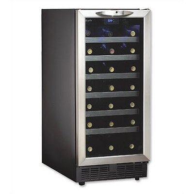 Danby Silhouette 34 Bottle Built-In Wine Cooler