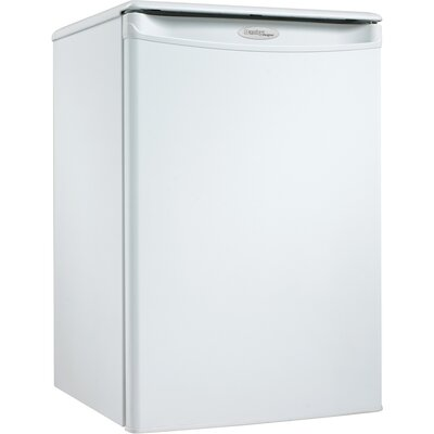 Danby Designer 2.5 Cubic Foot Compact All Refrigerator in White