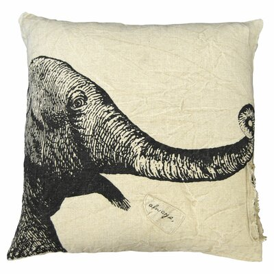 Sugarboo Designs Key and Elephant Pillow