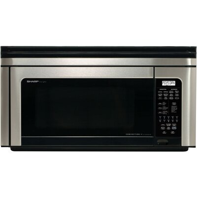 1.1 Cu. Ft. 850 Watt Over the Range Convection Microwave Oven