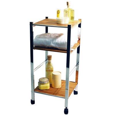 Free Standing Bathroom Shelving Unit   Wayfair UK