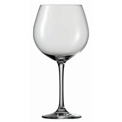 Schott Zwiesel Tritan Classico 27.5 Oz Claret Burgundy Glass (Set of 6)