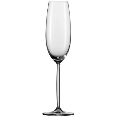 Schott Zwiesel Tritan Diva 7.4 Oz Flute Champagne Glass (Set of 6)