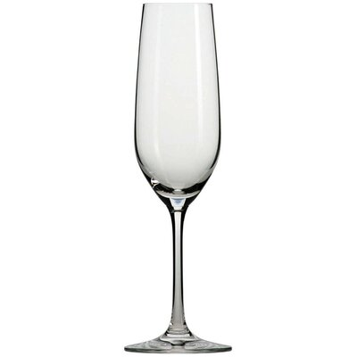 Schott Zwiesel Tritan Forte 7.7 Oz Flute Champagne Glass (Set of 6)